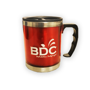 BDC Coffee Mug (Red)