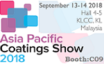 Asia Pacific Coatings Show '2018